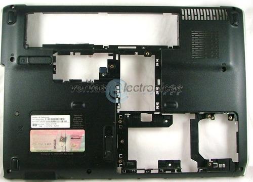 carcasa inferior para laptop hp dv6700 ipp4