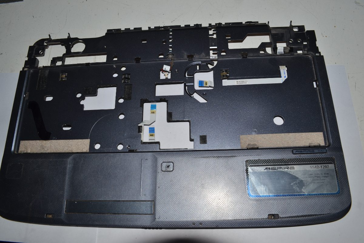 ACER ASPIRE 5542 TOUCHPAD DRIVERS