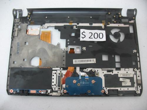 carcasa interior con touchpad sony vaio pcg-51111u