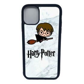 Carcasa iPhone 11 Harry Potter (antigolpes)