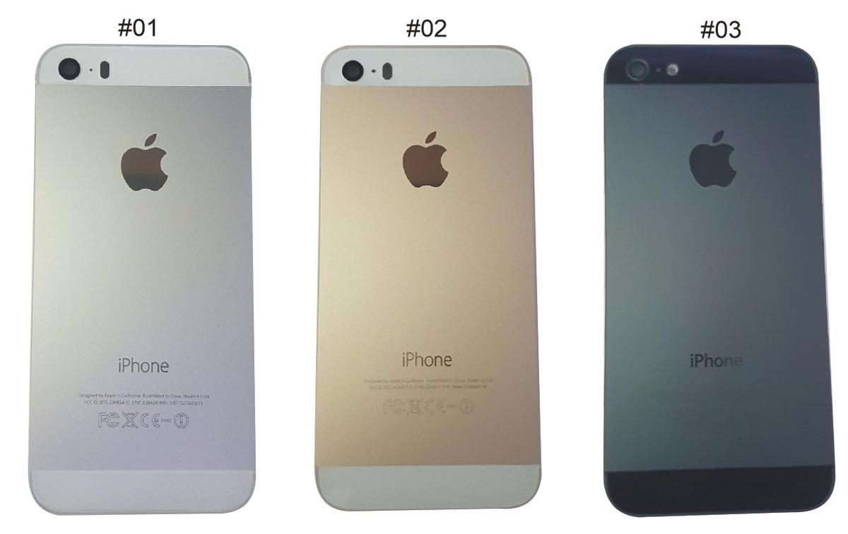 carcasa de iphone 5