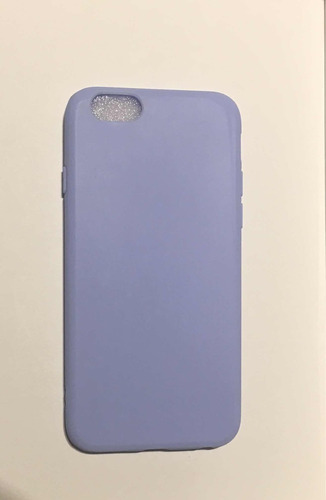 carcasa iphone 6 morado pastel/lavanda