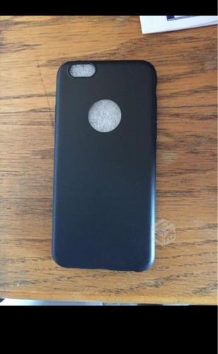 carcasa iphone 6 negra baratísima!