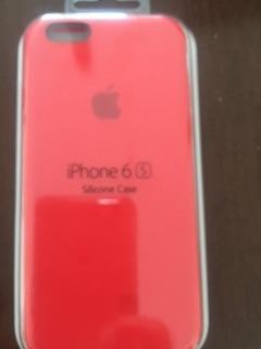 7f31dbeae23 Carcasa iPhone 6 S Original Silicona - $ 15.000 en Mercado Libre