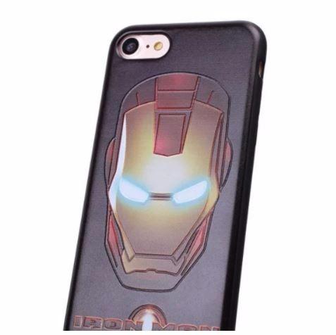 carcasa iphone 6 marvel