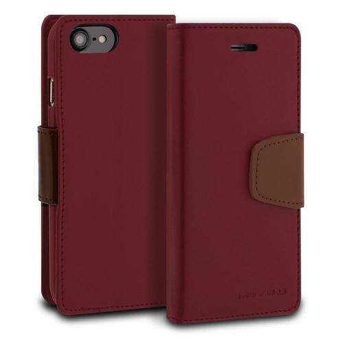 carcasa iphone 7case, modeblu wallet case id ranuras de tarj