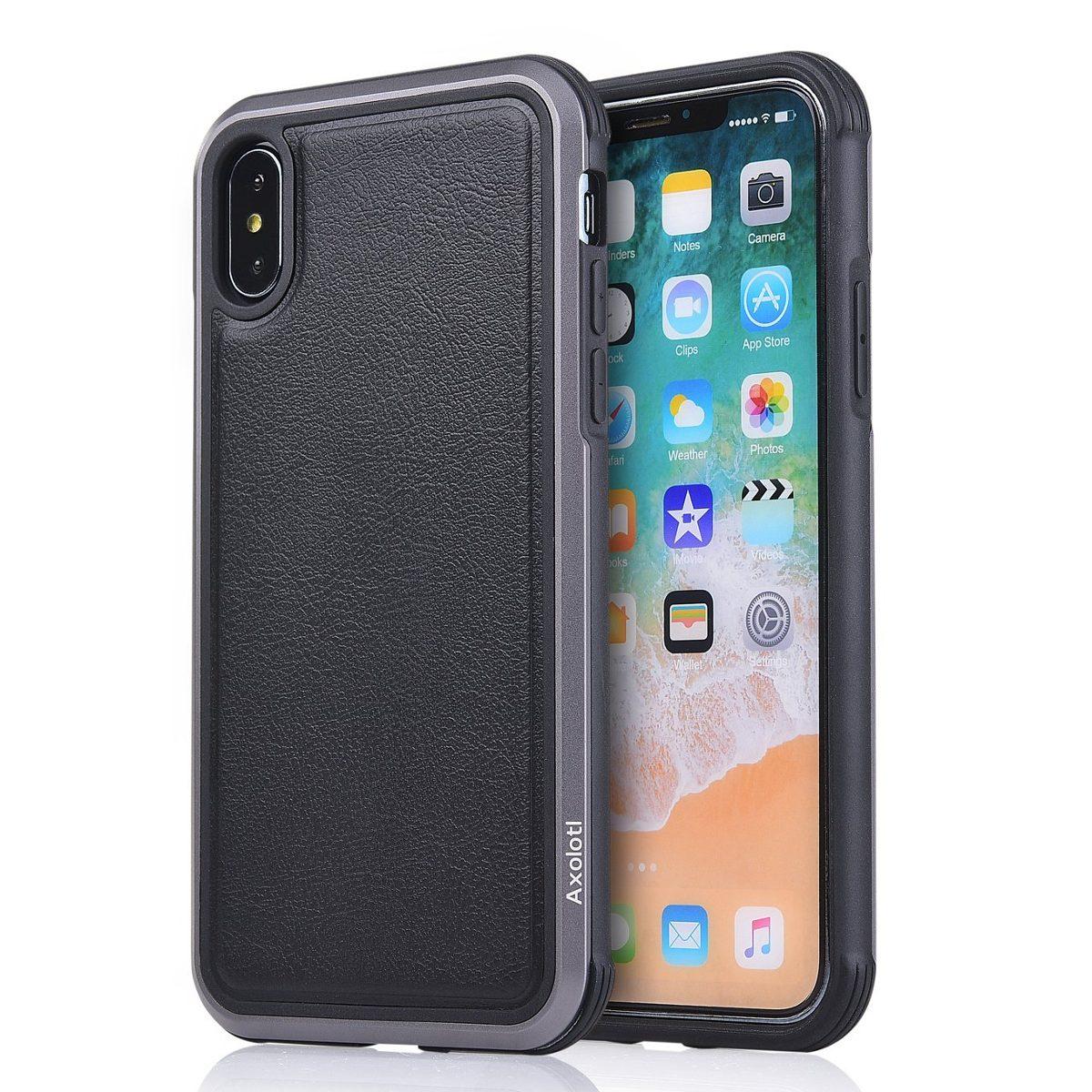 carcasa metal iphone x