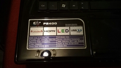 carcasa laptop accesorios