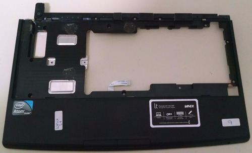 carcasa laptop lanix lt (superior)