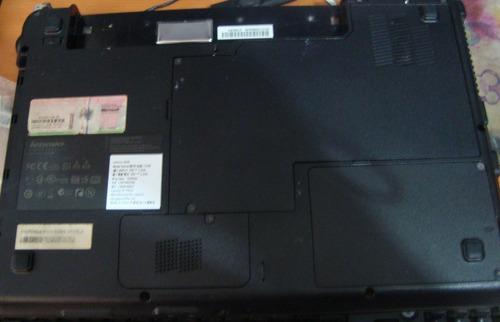 carcasa laptop lenovo g455 completa
