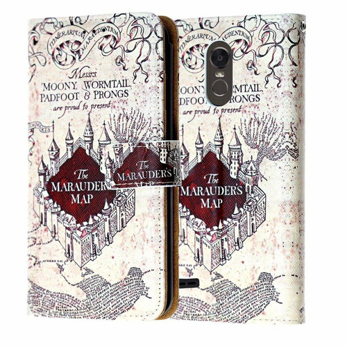 carcasa lg aristo wallet case, durarmor harry potter hogwart
