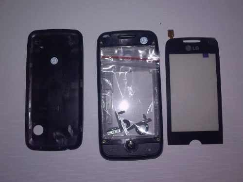 d10437c9868 Carcasa Lg Gs290 Con Tactil Negras Carcaza Gs290 Tactil - Bs. 0,55 en  Mercado Libre