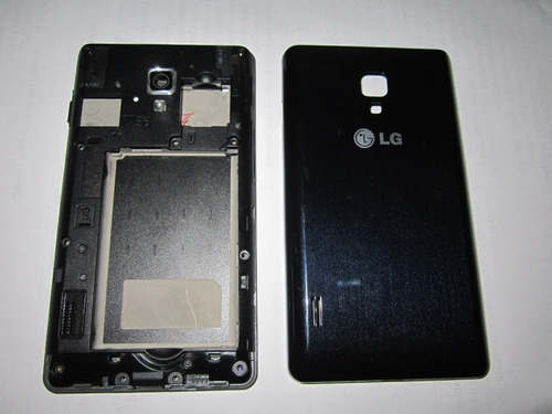 carcasa lg optimus l7, p710, p715 original.