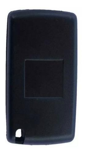 carcasa llave citroen c4 3 botones base pila y espada canal