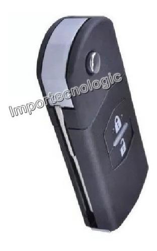carcasa llave control alarma mazda 3 mazda 5 mazda 6 cx7 cx9