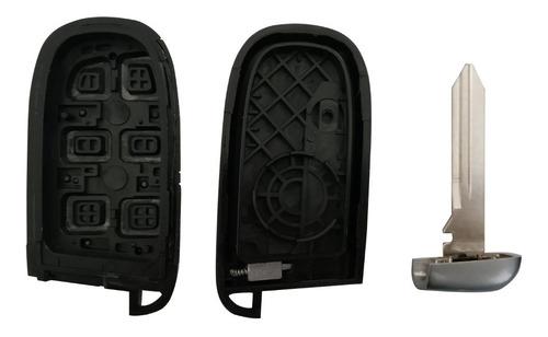 carcasa llave control dodge journey durango ram 5 botones