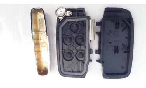 carcasa llave control range rover evoque