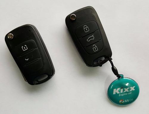 carcasa llave kia cerato