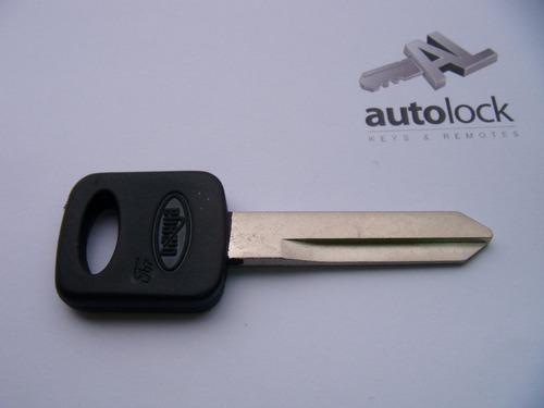 carcasa llave para ford