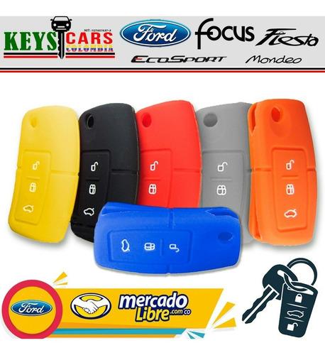 carcasa llave para ford fiesta focus edge eco sport
