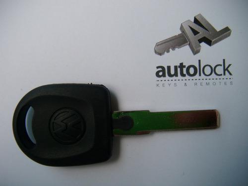 carcasa llave para volkswagen