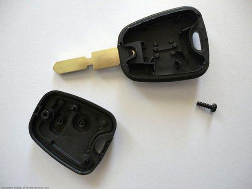 carcasa llave peugeot 307