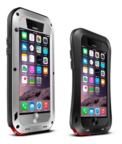db639a007f3 Carcasa Love Mei iPhone 6/6s Plus Blindada - Tecnostrike - $ 19.990 ...