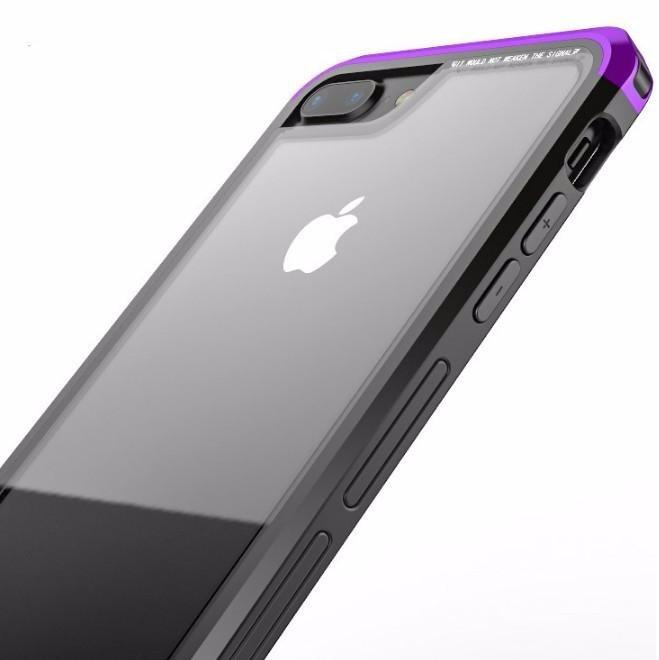 carcasa aluminio iphone 7