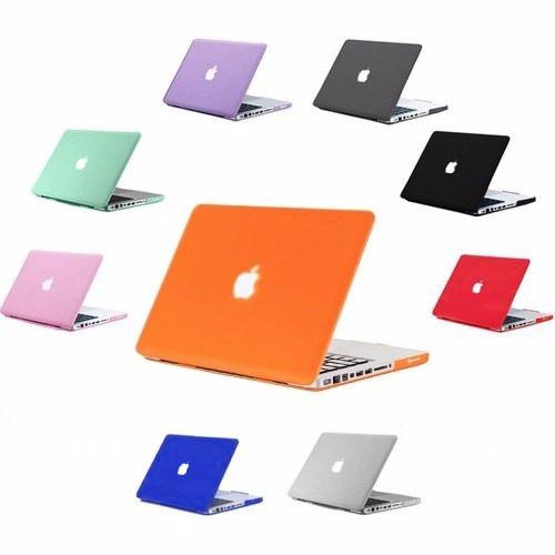 Carcasa Macbook Pro 13 Con Cd -10 Colores - Troquel Manzana ...