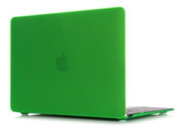 carcasa macbook retina 13 verde