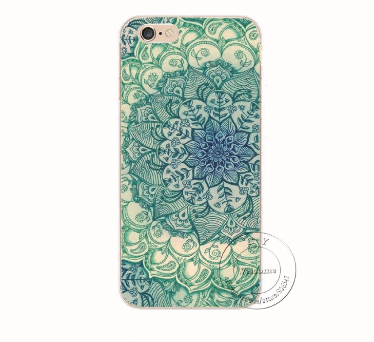 carcasa iphone flores