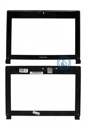 carcasa marco bezel toshiba nb505 nb505   ap0h1000200
