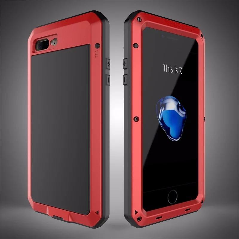 carcasa metalica iphone 7 plus