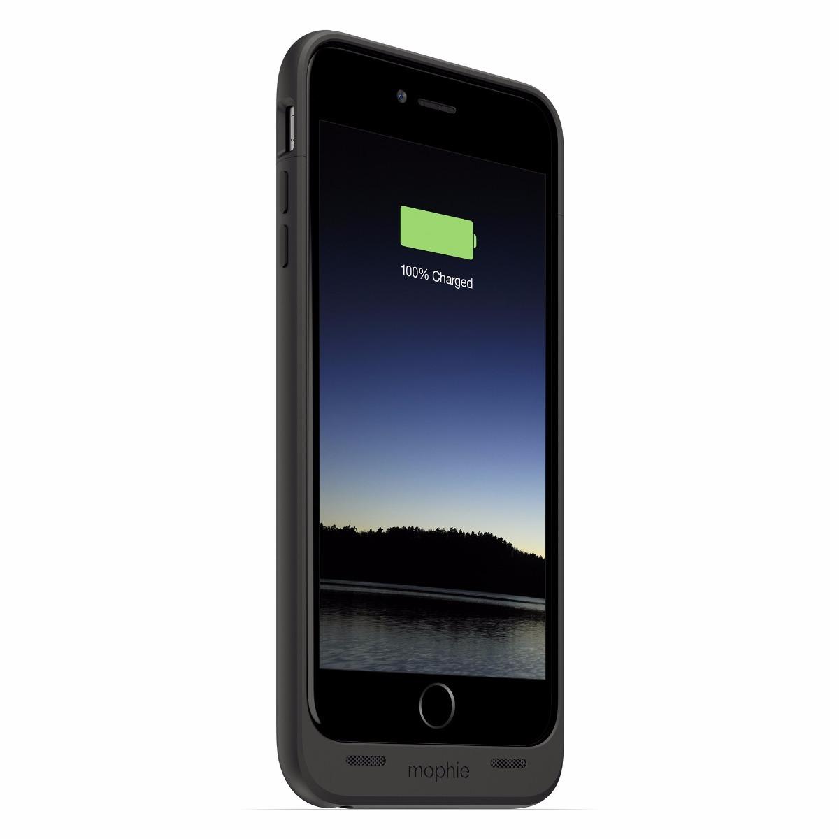 c3646626a88 carcasa mophie juice 2,600mah negro iphone 6s plus/6 plus. Cargando zoom.