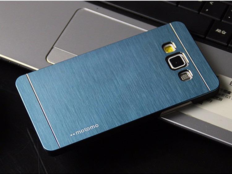 06dbd8b86a9 Carcasa Motomo Para Samsung A3, A5, A7, J5 Y Alpha 850 - $ 125.00 en ...