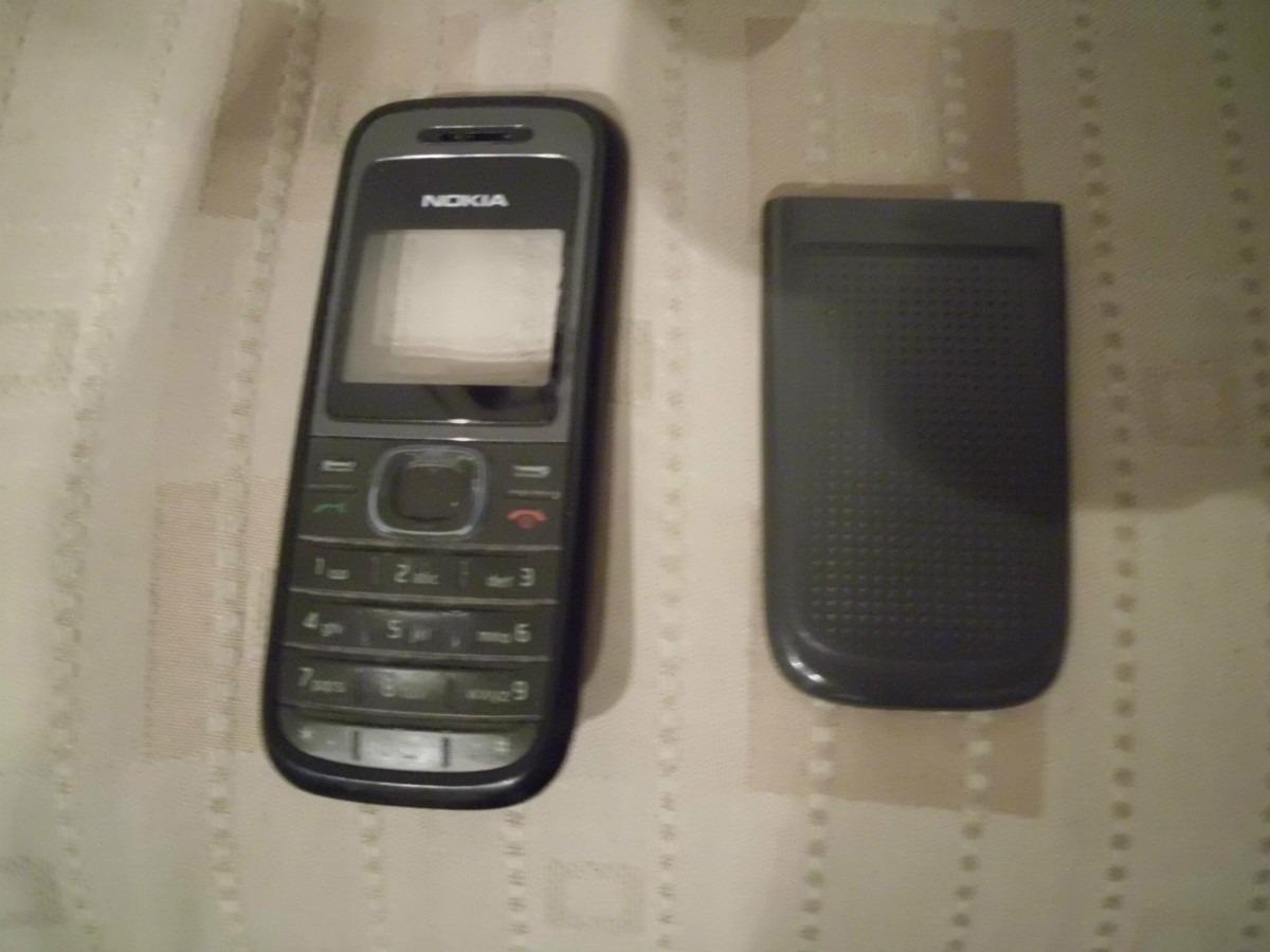 6ba55dc2519 Carcasa Nokia 1208 Colorazul - $ 190,00 en Mercado Libre