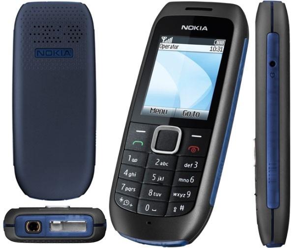 2ff11c4a158 Carcasa Nokia 1616-2b Originales - Bs. 0,03 en Mercado Libre