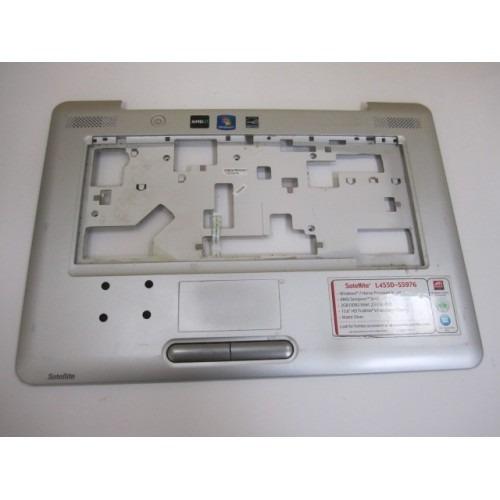 carcasa palmrest toshiba l455d palmrest touchpad ap0bf000700