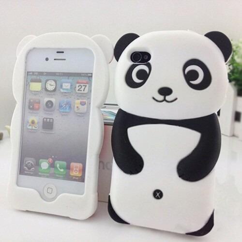 carcasa de iphone 5s panda