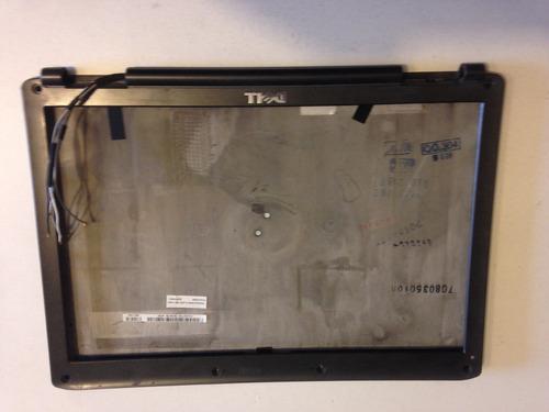 carcasa pantalla inspiron 1420 1421 vostro 1400, usada