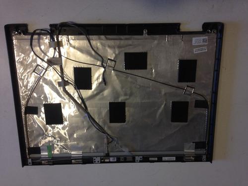 carcasa pantalla solo tapa trasera dell vostro 1510 usada
