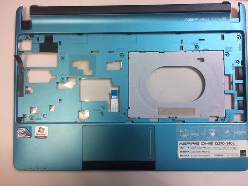 carcasa, pantalla y teclado - computadora acer one d270-1402