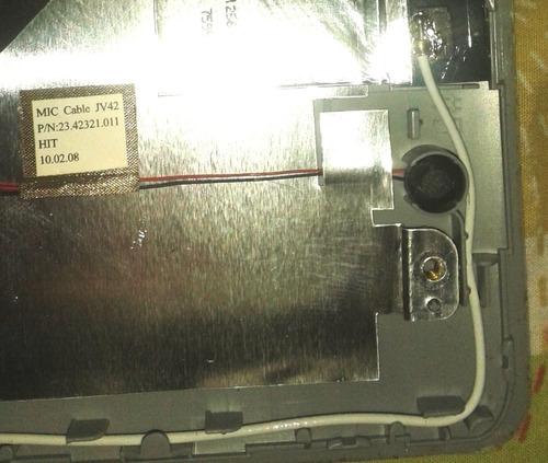 carcasa para acer aspire 4551-2522