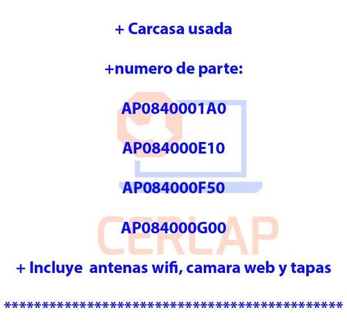 carcasa para acer one d250-1530 ac-l