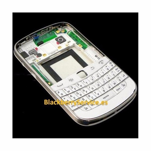 carcasa para blackberry 9930, 9900 nueva original