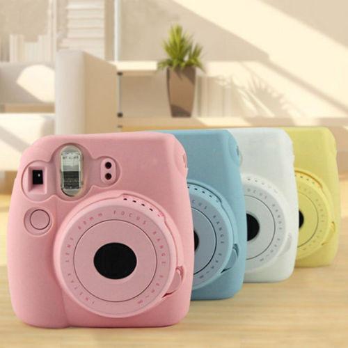 carcasa para cámara fujifilm instax mini 8 /8+/ mini 9
