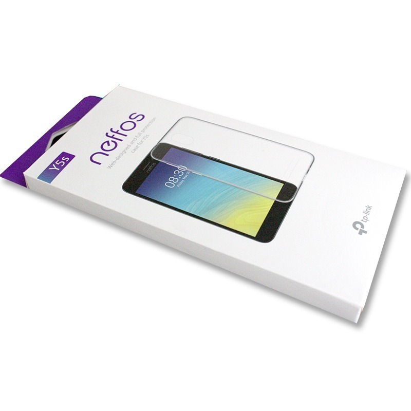 203074878fa Carcasa Protectora Original Para Celular Neffos Y5s - $ 24.900 en ...