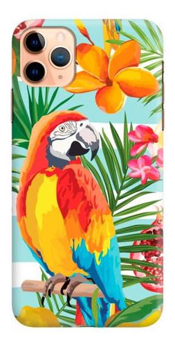 carcasa para celular magia tropical - phonetify