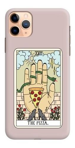 carcasa para celular the pizza - phonetify