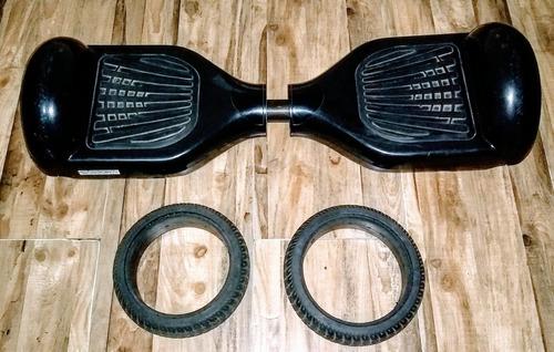carcasa para hoverboard patineta electrica y llanta seminuev